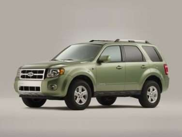 5 Most Fuel-Efficient SUVs for 2012