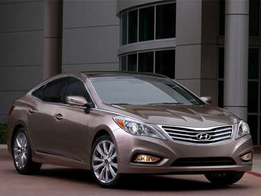 Pricing Set for 2012 Hyundai Azera
