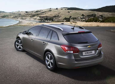 Chevrolet Cruze Wagon Not Yet Bound For American Shores