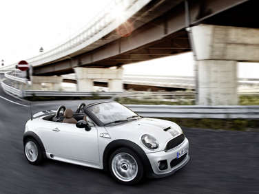 2012 MINI Roadster Details Released