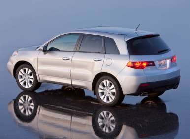 2012 Acura RDX SH-AWD Road Test and Review
