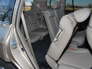 2012 toyota highlander limited 4x4 road test and review. Black Bedroom Furniture Sets. Home Design Ideas