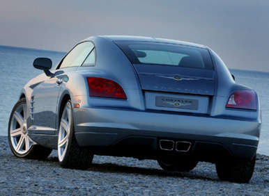 Chrysler Crossfire Used Car Buying Guide