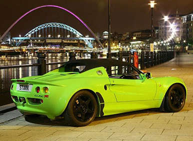 2011 Lotus Elise - Lifestyle Isotope Green
