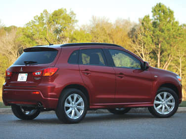 2012 Mitsubishi Outlander Sport Review: Final Thoughts
