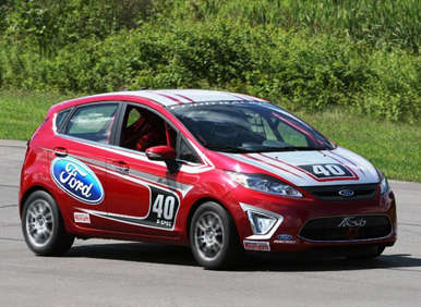Racing on a Budget: Ford Fiesta B-Spec Kit Revealed