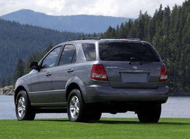Kia Sorento Used SUV Buyers Guide  Autobytelcom