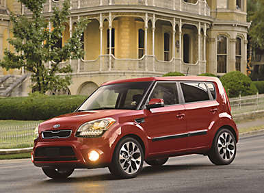 2012 Kia Soul Offers Stylish Way to Earn 35 MPG Highway
