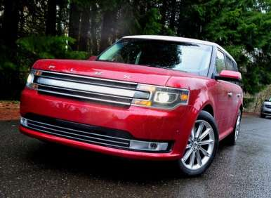10 Things You Need To Know About The 2013 Ford Flex