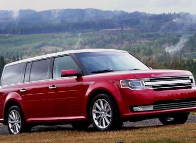 02. The 2013 Ford Flex Is A Capable Crossover