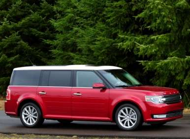 05. The 2013 Ford Flex Can Be Had In Three Trim Levels