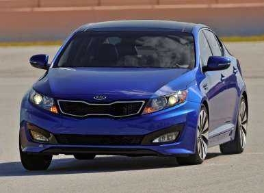2012 Kia Optima SX Road Test and Review