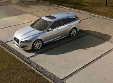 XF Sportbrake: the Jaguar of SUVs