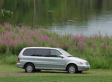 Kia Sedona Used Minivan Buying Guide