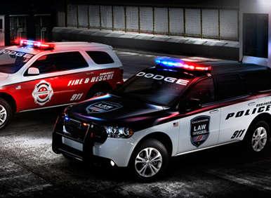 Dodge Durango Special Service to Join Law-enforcement Ranks