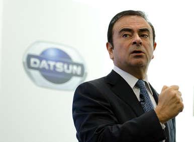 Datsun Reborn: A Q&A with Nissan's Carlos Ghosn