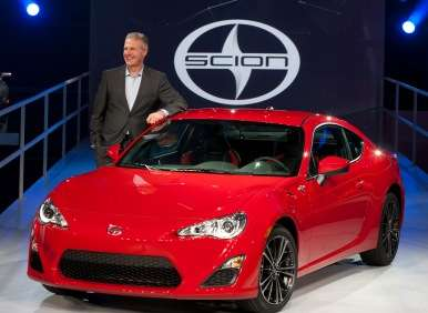 Detroit Update - Scion Introduces Scion FR-S Formula DRIFT Car, First 86 Contest