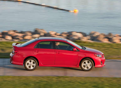 2012 Toyota Corolla S Road Test and Review