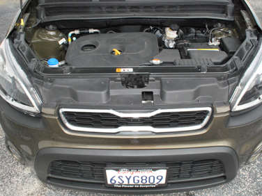 2012 Kia Soul Review: Powertrain and Fuel Economy