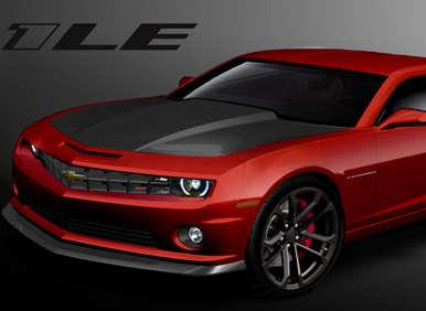 2013 Chevrolet Camaro 1LE Gets ZL1 Handling, Lower MSRP