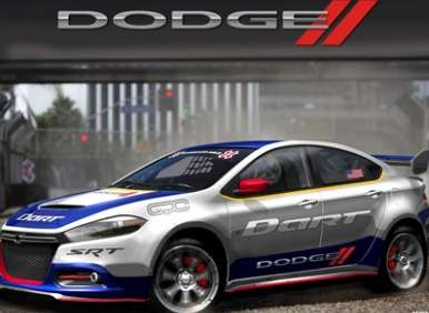 Travis Pastrana to Campaign 2013 Dodge Dart in Global RallyCross