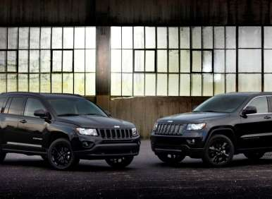 Jeep Altitude Editions Take Grand Cherokee, Compass, Patriot to New Heights