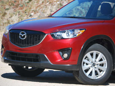 2013 Mazda CX-5 First Drive Review