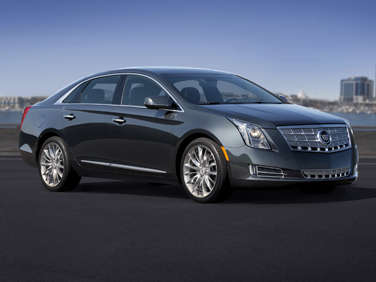 2011 LA Auto Show: 2012 Cadillac XTS Launches in Full Size Luxury