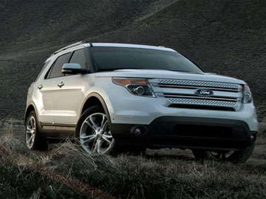 Ford Explorer Used SUV Buyer's Guide: Introduction