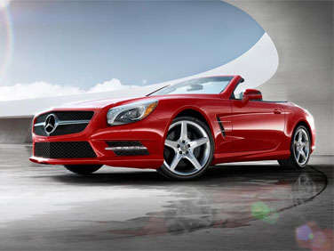 10 Things You Need To Know About The 2013 Mercedes-Benz SL