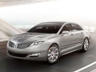 New York Auto Show Preview: 2013 Lincoln MKZ