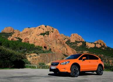 2013 Subaru XV CrossTrek Debut: Notable Features