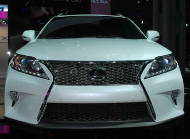 Lexus Announces Pricing for 2013 GS 450h, Facelifted RX models