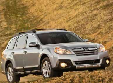 2013 Subaru Outback Debut: Notable Features