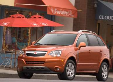 Saturn Vue Used Car Buyer's Guide: 2008 - 2009