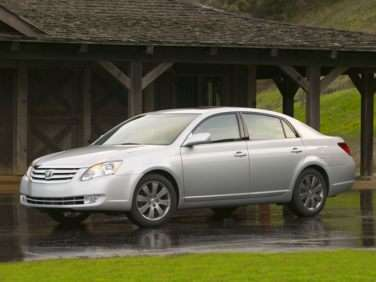 Toyota Avalon Used Car Buyers Guide: 2005