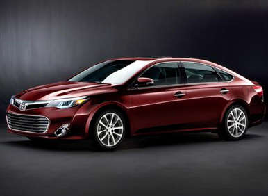 Toyota Avalon Used Car Buyer's Guide: Introduction
