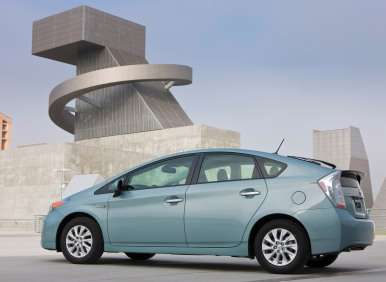 The March of Progress: Hybrid Sales Jumped by 39.6 Percent Last Month