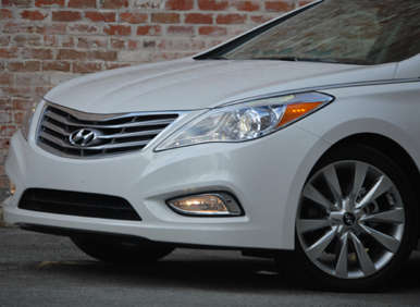 2012 Hyundai Azera First Drive Review