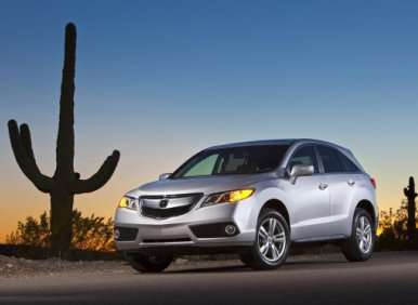First Drive Impressions: The All-New 2013 Acura RDX is a Safe Blend of Sporting SUV Luxury