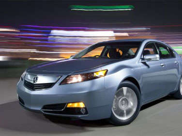 Acura  Review on 2012 Acura Tl Sh Awd Road Test And Review   Autobytel Com