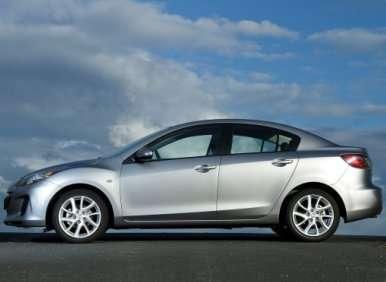 2012 Mazda3i Sedan SkyActiv Review and Road Test