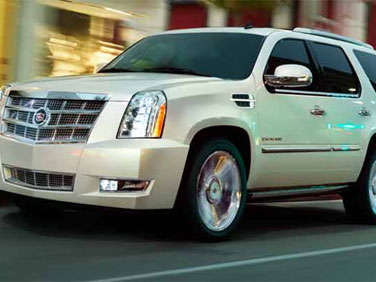 2012 Cadillac Escalade Hybrid: Introduction