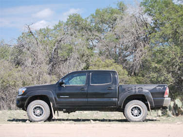2012 Toyota Tacoma TRD T|X Baja Series Pricing Announced, Will Start at $32,990