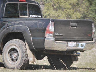 Introducing the 2012 Toyota Tacoma TRD T|X Baja Series