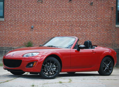 2012 mazda mx 5 miata special edition road test and review. Black Bedroom Furniture Sets. Home Design Ideas