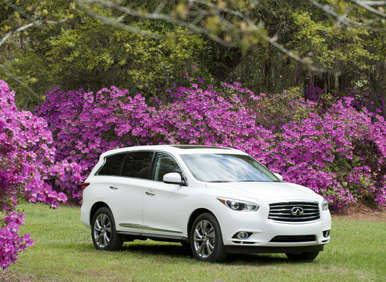10 Things You Need To Know About The 2013 Infiniti JX