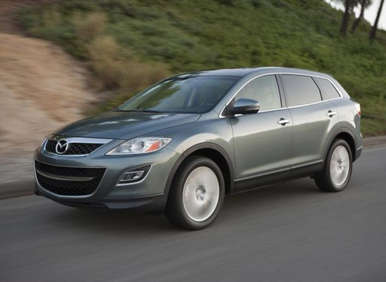 02.  2012 Mazda CX-9