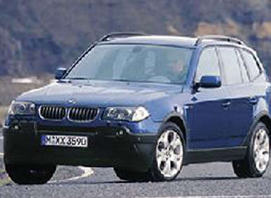 BMW X3 Used SUV Buying Guide
