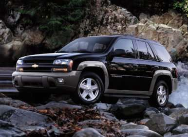 Chevrolet Trailblazer Used SUV Buyers Guide: Intro